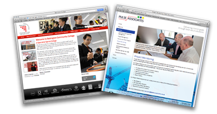 Babington College and Pulse Associates new websites